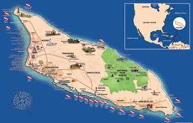 kaart aruba