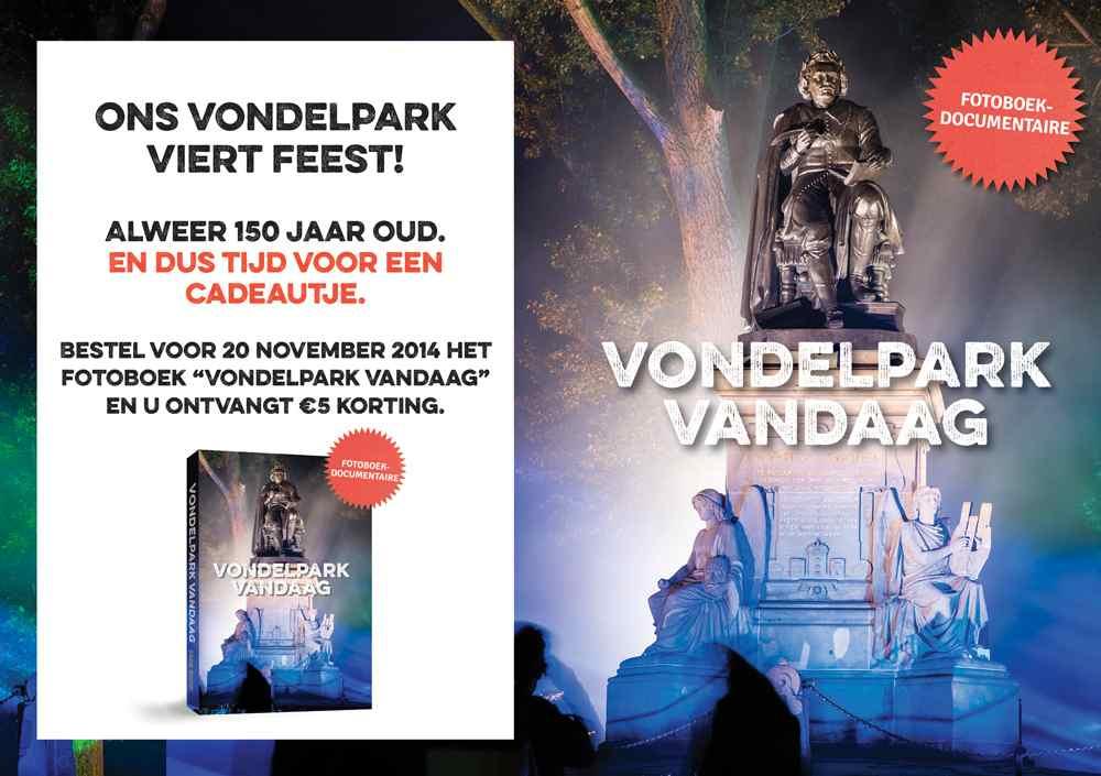 flyer Vondelpark