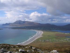 Achill Island heeft enkele schitterende stranden