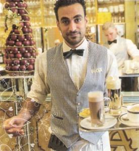 koffie en wafels in Brugge