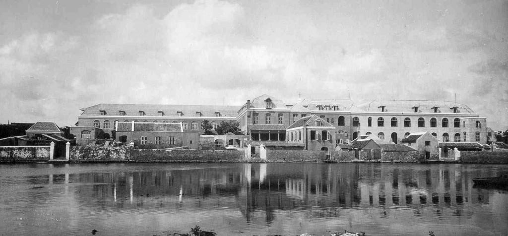 Het Sint Elisabeth Hospitaal in 1905