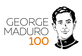 george maduro 100 jaar