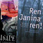 twee van de genomineerde boeken voor de Schrijverspunt Stimuleringsprijs.